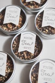 wedding tea learn how to make these tea wedding favors