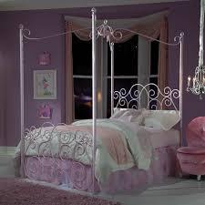 Princess Canopy Bed Princess Canopy Bed Pink Standard Furniture Furniturepick