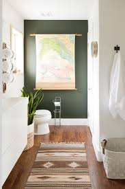 best 20 inexpensive flooring ideas on pinterest pallet walls bathroom barely looks like a bathroom quick and inexpensive makeover to boot