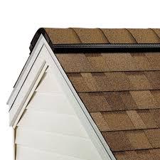 roof shingles roofing the home depot proedge algae resistant desert tan hip and ridge asphalt roofing shingles