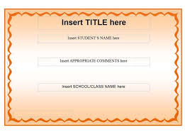 blank certificate template 12 blank gift certificate templates