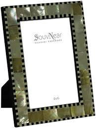 bulk source chevron pattern 4x6 photo picture frame in mdf