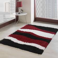 Red White Black Rug 145 Best Red Rugs Images On Pinterest Red Rugs Modern Rugs And