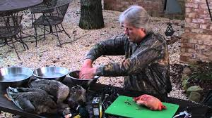 wild game processing and cooking information and tips