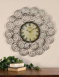 Decorative Clock Wall Clocks Brand Oversized Wall Clock 30 Cm 12 In Modern Clock