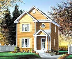narrow cottage plans canadian cottage plans canadian cottage and cabin plans
