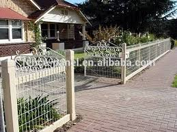 steel garden mesh yard ornamental wire fence buy yard ornamental