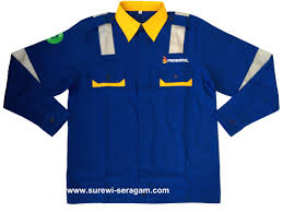 surewiwardrobe konveksi seragam kerja seragam kantor seragam