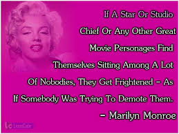 famous american actress marilyn monroe top best quotes with
