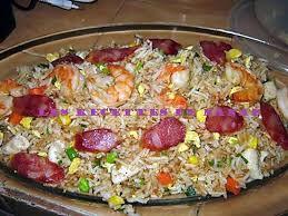 cuisine mauricienne recettes recette de riz frit mauricien style cantonnais