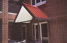 Entry7 by Rusco Custom Canopies Knoxville Aluminum Walkway Covers