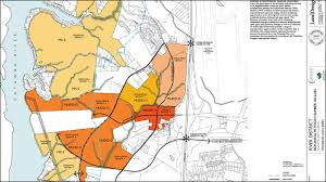 Charlotte Traffic Map Plans Unveiled For Massive West Charlotte U0027river District U0027 Wsoc Tv