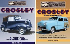 crosley car the real writing life