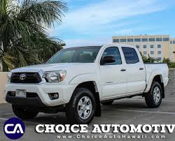 prerunner truck 2013 used toyota tacoma 2wd double cab v6 automatic prerunner at