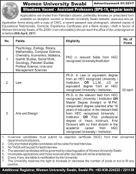 Jobs Economics Degree by 04 12 17 Latest Jobs In Pakistan Government Jobs Nts Ppsc Fpsc