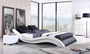 Modern Bedroom Furniture Images - leather beds sumo leather bed by misuraemme design mauro
