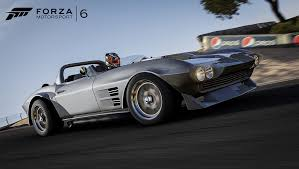 fast and furious corvette forza motorsport 6 fast furious car pack racing