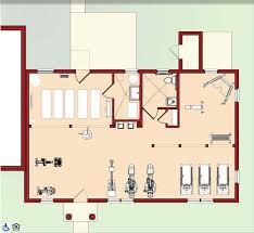 fitness center floor plan dimensions u2013 gurus floor