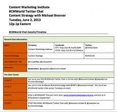 content marketer checklist for editorial calendars social media