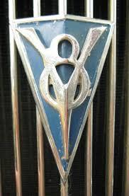 old mazda logo v emblems cartype