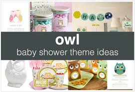 owl baby shower theme gender neutral baby shower themes shower that baby