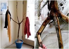 branch 12 creative diy coat racks diy