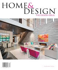 Interior Design Magazines by Home U0026 Design Magazine Design Issue 2015 Southwest Florida