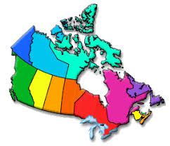 map of canada puzzle canadian geography 11
