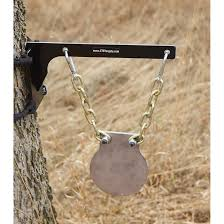 tree hanger with gong target 644648 shooting targets at