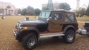 purple jeep cj conner mallot u0027s 1985 jeep cj 7