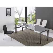 axel auto extension dining table eurway modern furniture