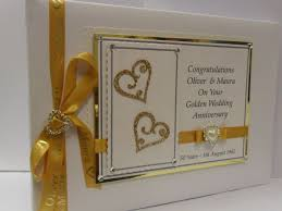 golden wedding anniversary gifts top 10 best 50th wedding anniversary gifts heavy wedding