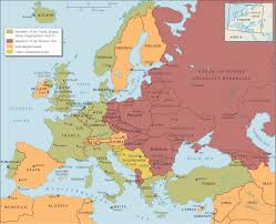 europe in cold war map europe in the cold war map answers