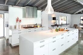 comptoir de cuisine quartz blanc comptoir de cuisine blanc les tendances cuisine les plus in de