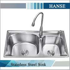 K Stainless Steel Double Bowl SinkMilano Kitchen Sinks - Kitchen double bowl sinks