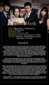 Seeking Best Episode Glass Mask 2012 13 Korean Drama A 100 Episode Drama Sounds