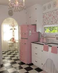 pink kitchen ideas rebelcircus com retro kitchens and accents