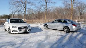 is lexus or audi better 2017 audi a4 vs 2017 mercedes benz c300 autoguide com news