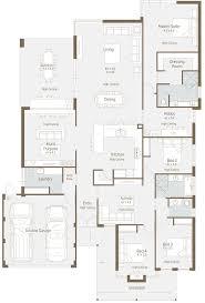 floor plan modern family house best cottage floorplans images on