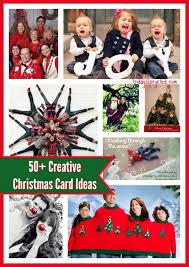 photo christmas card ideas 80 creative christmas card ideas giddy upcycled