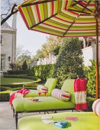 Best Pool Furniture Ideas Images On Pinterest Outdoor Spaces - Colorful patio furniture
