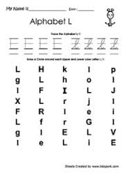 recognition of alphabets worksheets kindergarten downloadable