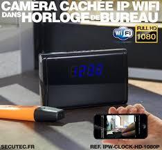 cachee bureau espion com éra cachée ip wifi hd 1080p dans une