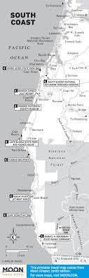 map of oregon house travel maps of oregon moon travel guides