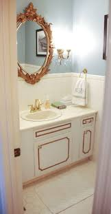 Powder Room Makeovers Photos - powder room makeover pender u0026 peony a southern lifestyle blog