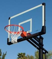 Backyard Basketball Hoops by The Best Outdoor In Ground Basketball Hoop For Home