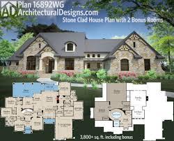 u shaped house plans 3 car garage luxihome