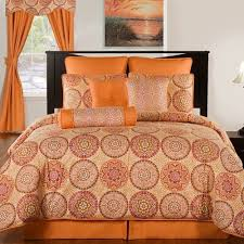modern bedding sets king purple comforter set discount comforter