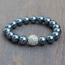 black pearl bracelet images Priscilla 39 s black pearl bracelet avalee 39 s glamour jpg