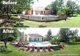 Florida Backyard Ideas Garden Design Garden Design With Amazing Backyards Cool Backyard